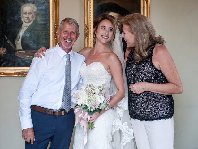 Il matrimonio di Jeremey e Nichol a Lucca, Lucca 26