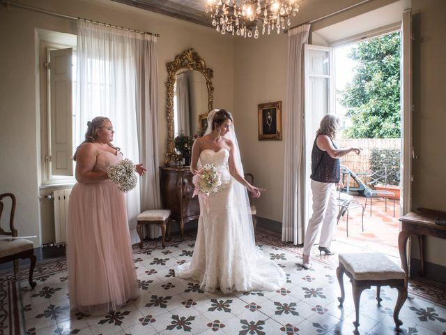 Il matrimonio di Jeremey e Nichol a Lucca, Lucca 30