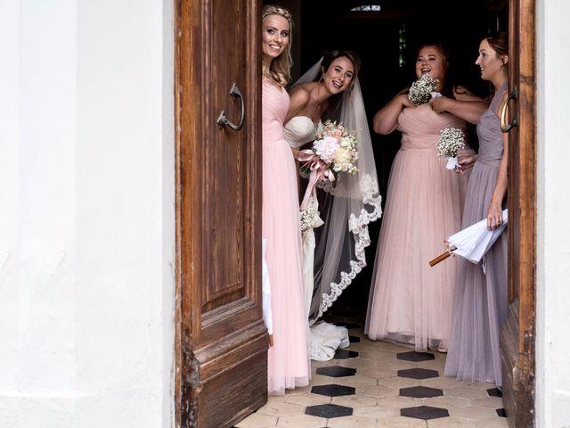 Il matrimonio di Jeremey e Nichol a Lucca, Lucca 35