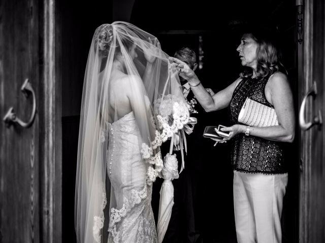 Il matrimonio di Jeremey e Nichol a Lucca, Lucca 37