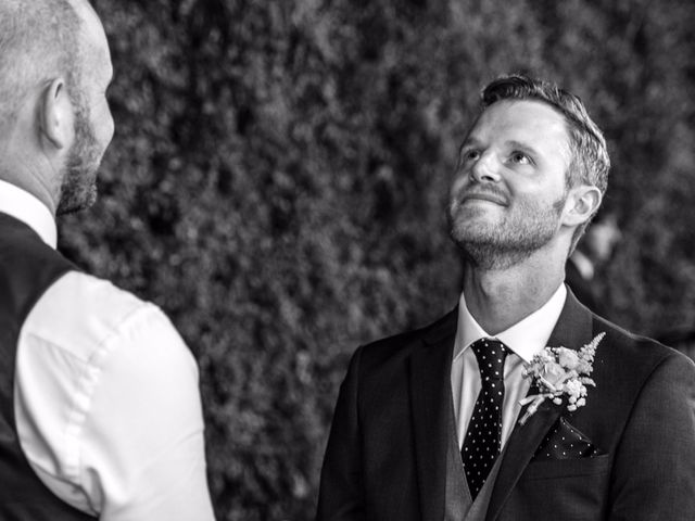 Il matrimonio di Jeremey e Nichol a Lucca, Lucca 48