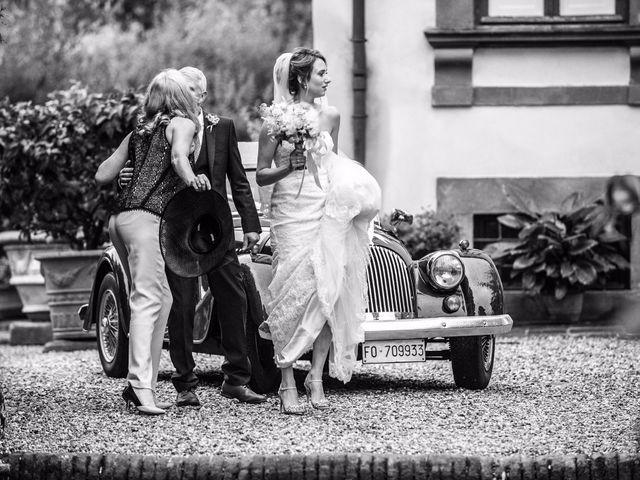 Il matrimonio di Jeremey e Nichol a Lucca, Lucca 50