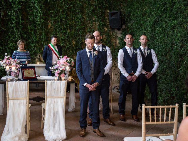 Il matrimonio di Jeremey e Nichol a Lucca, Lucca 51