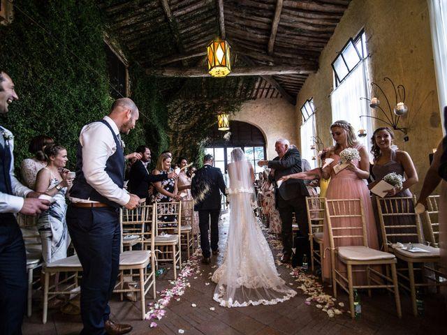 Il matrimonio di Jeremey e Nichol a Lucca, Lucca 64