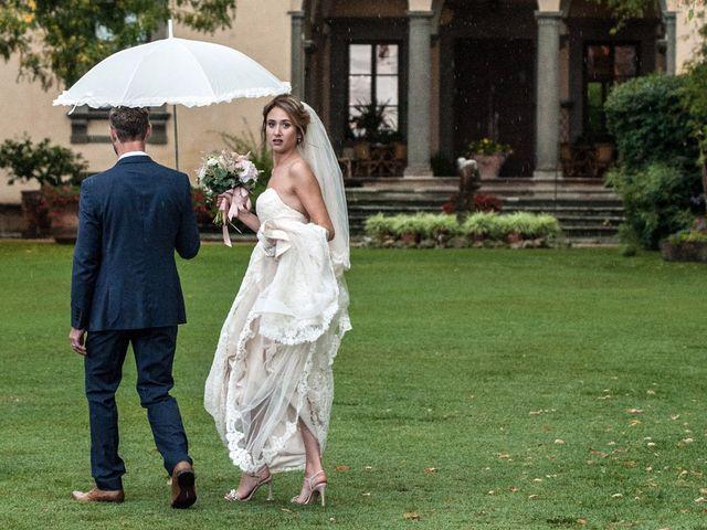 Il matrimonio di Jeremey e Nichol a Lucca, Lucca 67
