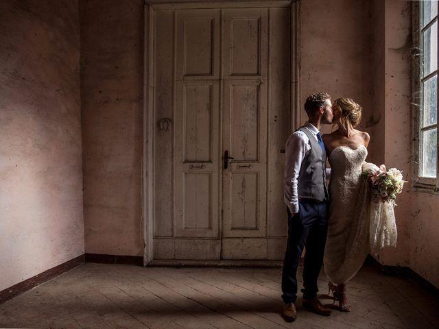 Il matrimonio di Jeremey e Nichol a Lucca, Lucca 75