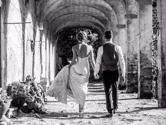 Il matrimonio di Jeremey e Nichol a Lucca, Lucca 79