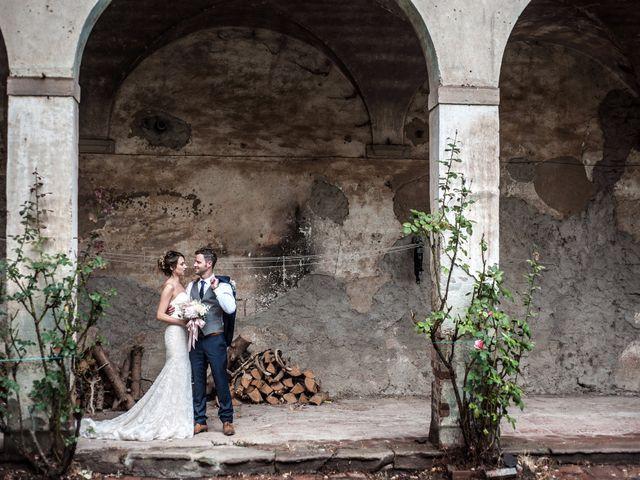 Il matrimonio di Jeremey e Nichol a Lucca, Lucca 81