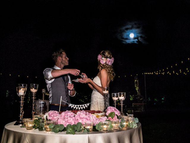 Il matrimonio di Jeremey e Nichol a Lucca, Lucca 112