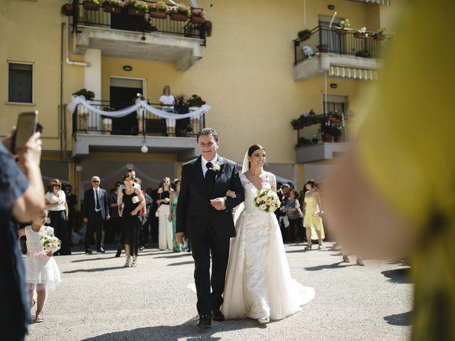 Il matrimonio di Domenico e Carla a Frosinone, Frosinone 32