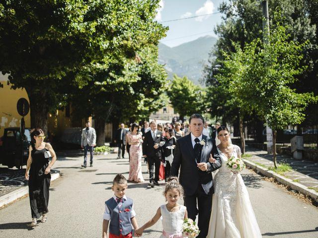 Il matrimonio di Domenico e Carla a Frosinone, Frosinone 33