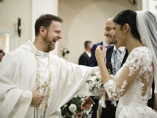 Il matrimonio di Domenico e Carla a Frosinone, Frosinone 35