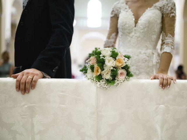 Il matrimonio di Domenico e Carla a Frosinone, Frosinone 36