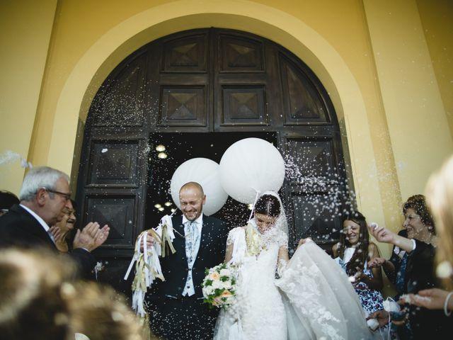 Il matrimonio di Domenico e Carla a Frosinone, Frosinone 39