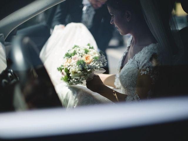 Il matrimonio di Domenico e Carla a Frosinone, Frosinone 40