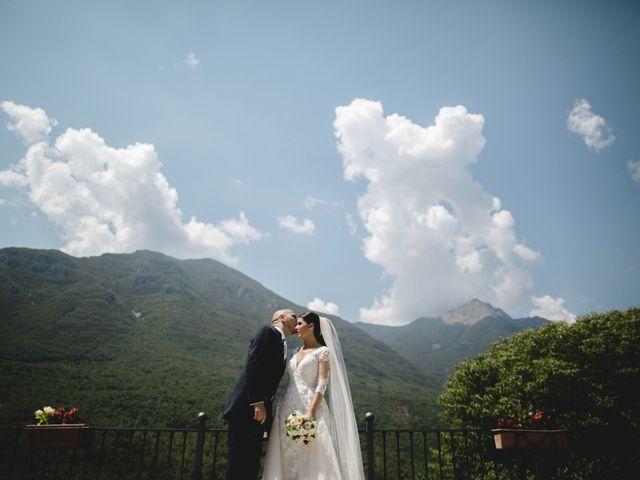 Il matrimonio di Domenico e Carla a Frosinone, Frosinone 41