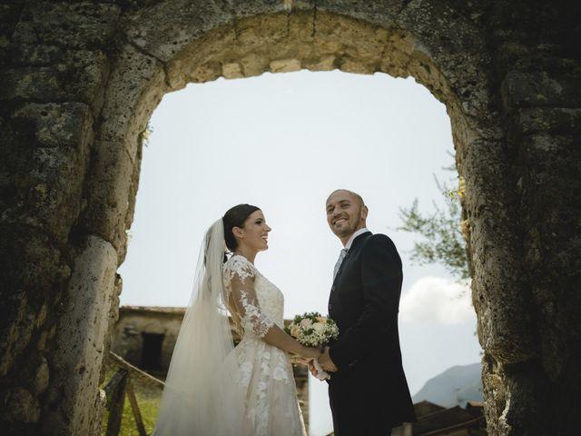 Il matrimonio di Domenico e Carla a Frosinone, Frosinone 43