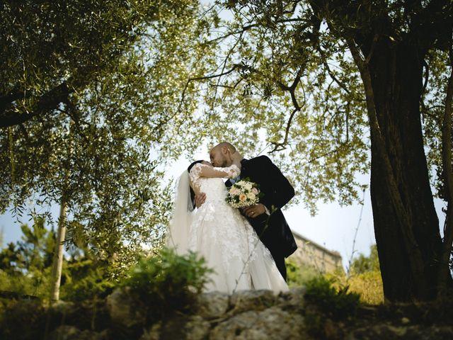 Il matrimonio di Domenico e Carla a Frosinone, Frosinone 44