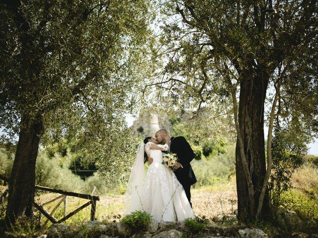 Il matrimonio di Domenico e Carla a Frosinone, Frosinone 45