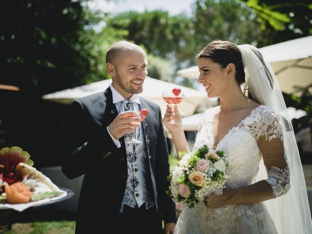 Il matrimonio di Domenico e Carla a Frosinone, Frosinone 1