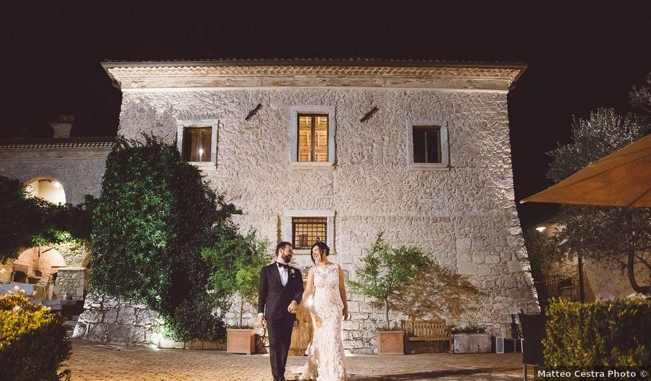 Il matrimonio di Francesco e Vanessa a Monte San Giovanni Campano, Frosinone