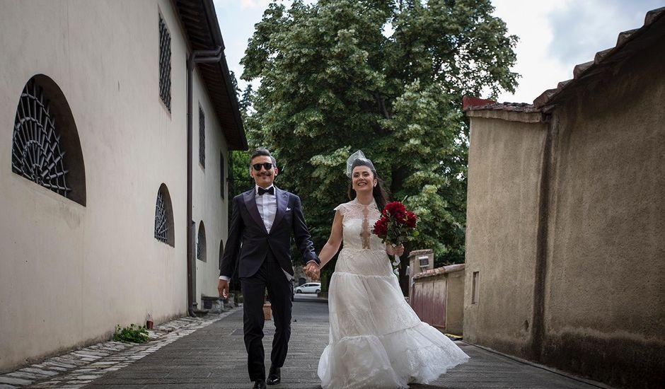 Il matrimonio di Alessio e Laura a Calenzano, Firenze