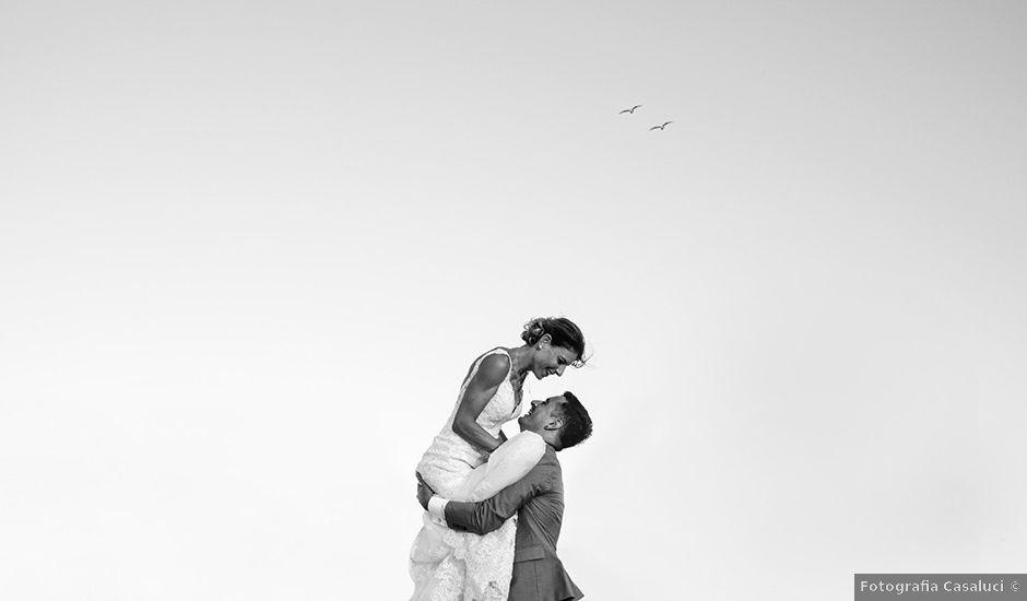 Il matrimonio di Claudio e Sara a Alliste, Lecce