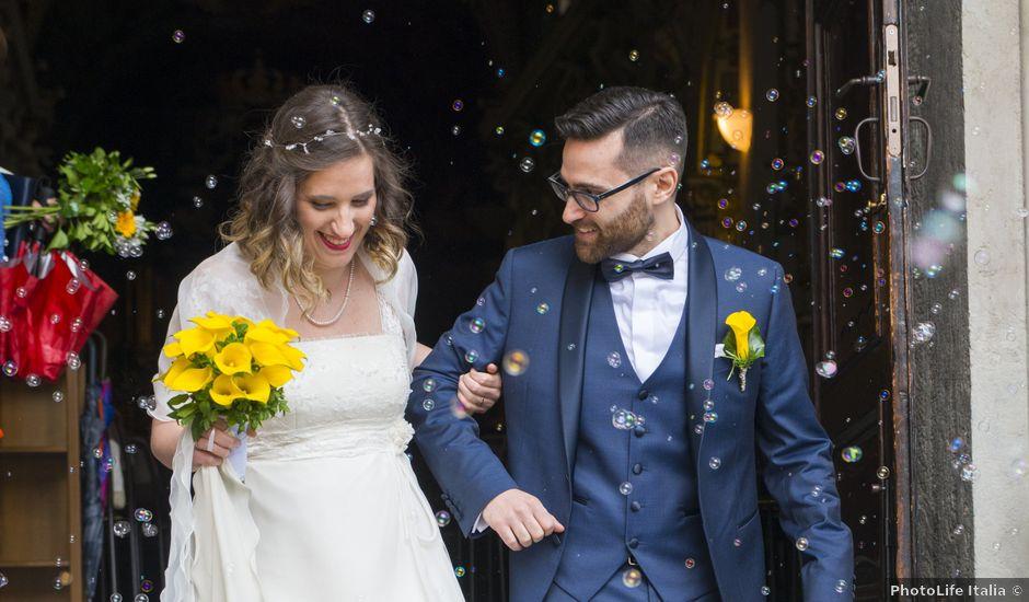 Il matrimonio di Paolo e Paola a Malnate, Varese