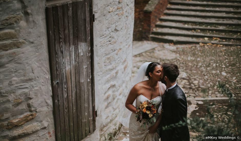 Il matrimonio di Daniele e Giulia a Lugo, Ravenna