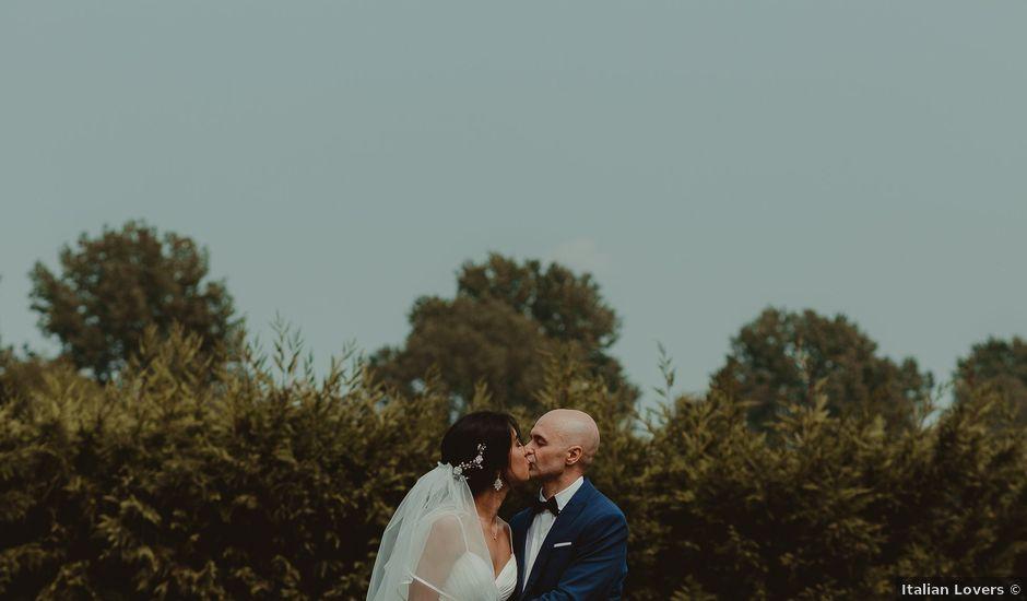Il matrimonio di Marcello e Monique a Cassolnovo, Pavia
