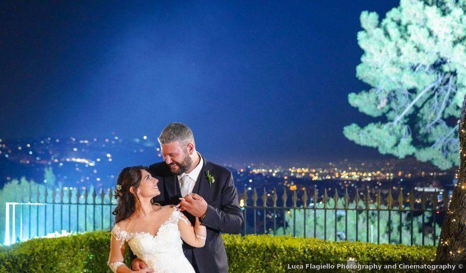 Il matrimonio di Nadia e Vittorio a Napoli, Napoli