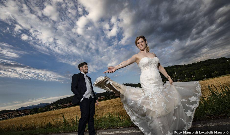 Il matrimonio di Brian e Federica a Mapello, Bergamo