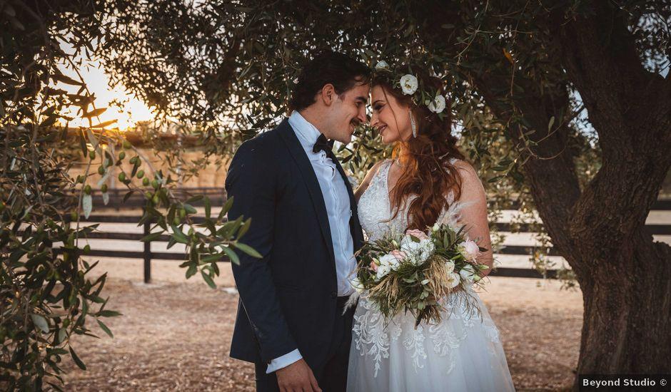 Il matrimonio di Fabrizio e Laura a Civitavecchia, Roma