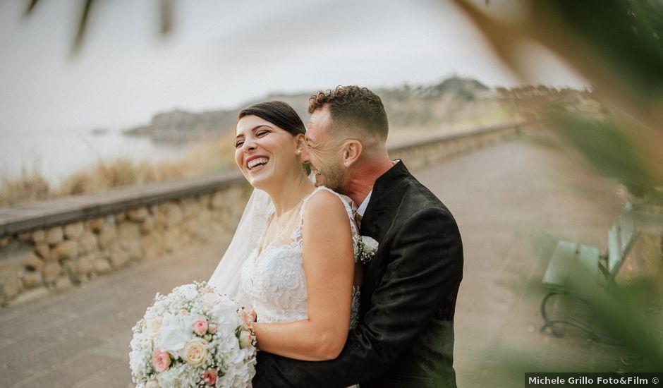 Il matrimonio di Manuel e Rossella a Milazzo, Messina