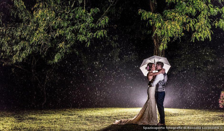 Il matrimonio di Jeremey e Nichol a Lucca, Lucca