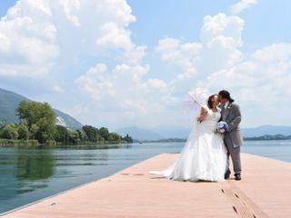 Le nozze di Susy  e Enrico