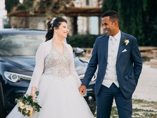Le nozze di Ilaria e Vinicius 2