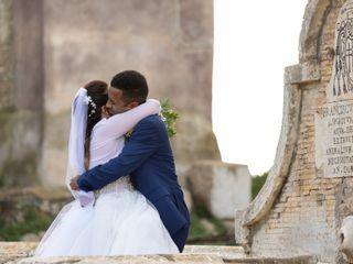 Le nozze di Ilaria e Vinicius