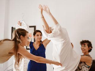 Le nozze di Alessia e Michele 1