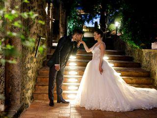 Le nozze di Loredana e Angelo