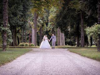 Le nozze di Martina e Michael