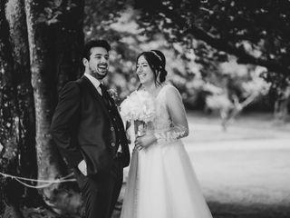 Le nozze di Azzurra e Lorenzo