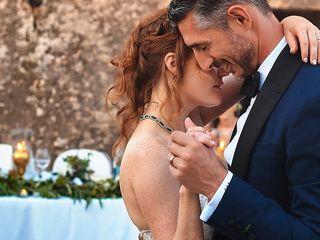 Le nozze di Leah e Paul
