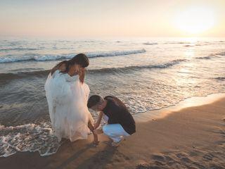 Le nozze di Stefano e Beatrice