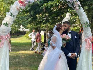 Le nozze di Nataliya  e George