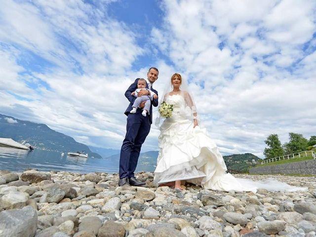 Il matrimonio di Luciano  e Lilia a Luino, Varese 1