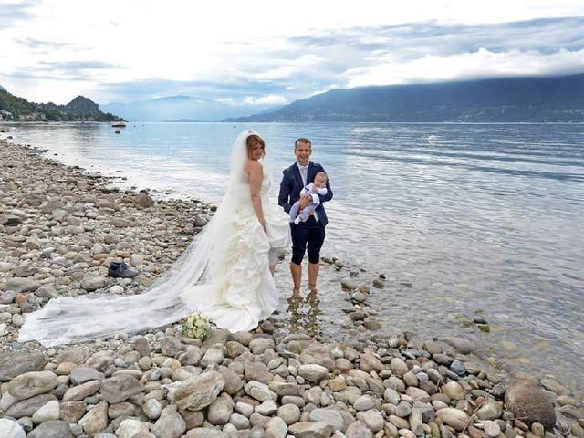 Il matrimonio di Luciano  e Lilia a Luino, Varese 10