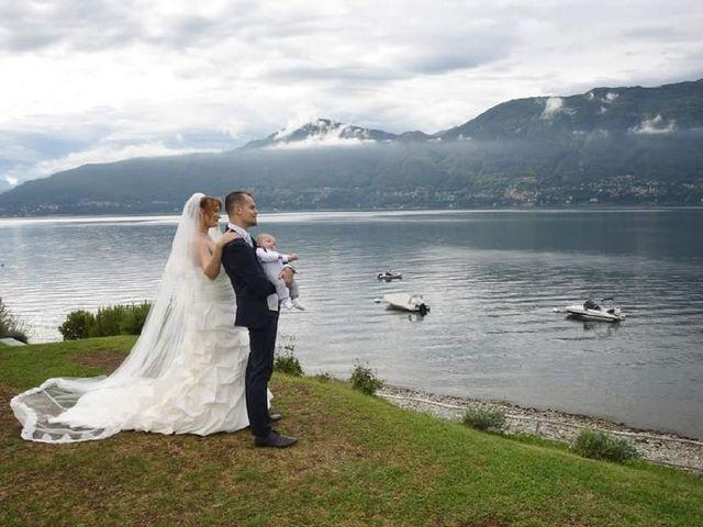 Il matrimonio di Luciano  e Lilia a Luino, Varese 2