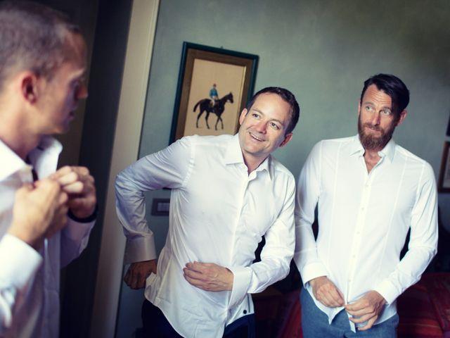 Il matrimonio di Pieter e Janne a Varese, Varese 1