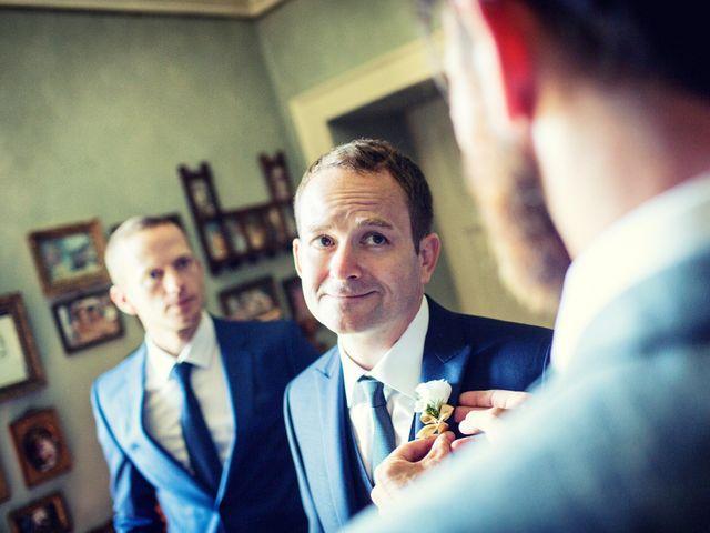 Il matrimonio di Pieter e Janne a Varese, Varese 5